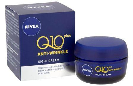 Q10 Plus Anti-Wrinkle Night Cream