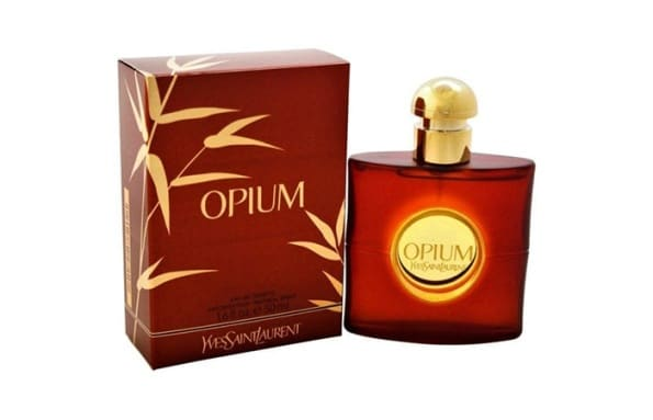 Best Vintage Perfumes - Opium By Yves Saint Laurent Eau De Toilette