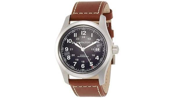 Hamilton Men's Stainless Steel Automatic Watch
