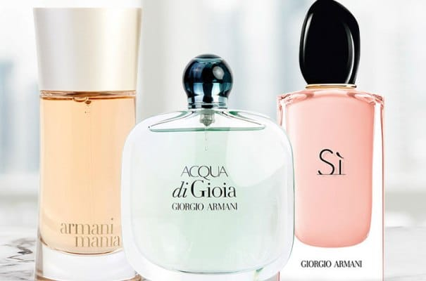10 Best Armani Perfumes For Women