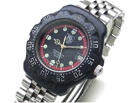 Best Selling Watches for Men 2016 - TAG Heuer Formula 1 Professional