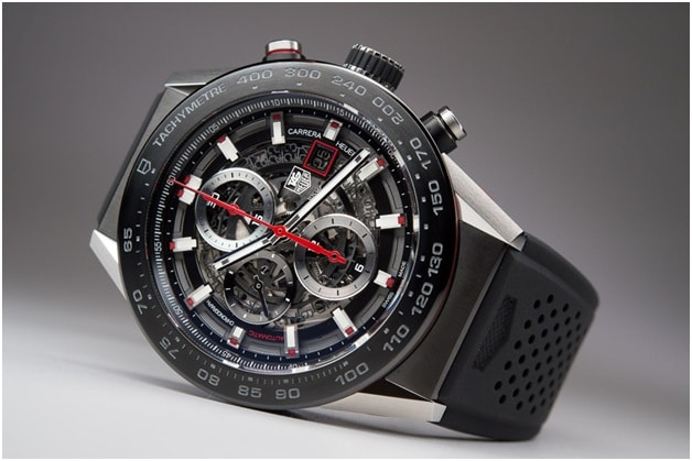 Best Selling Watches for Men 2016 - Tag Heuer Carrera Calibre Heuer 01