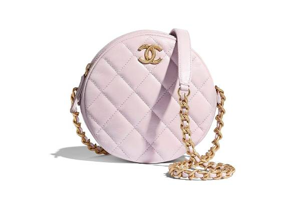 Chanel Small Round Bag