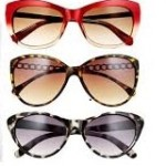 Finding the perfect sunglasses - sunglasses for triangle faces