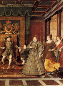Clothing through the Ages - 16th Century