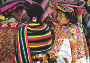 Clothing through the Ages - Mayan Clothes
