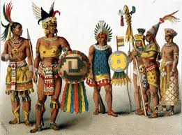 Clothing through the Ages - Aztec Clothes