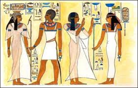 Clothing through the Ages - Egyptian Clothes