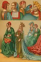 Clothing through the Ages - The Middle Ages