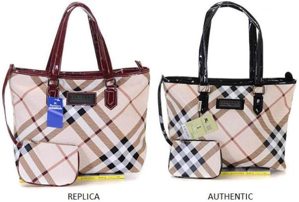 How to Spot Replica Burberry Handbags - 2 Know And Vote 5c8f2916de779