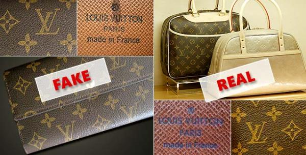 How to Spot Replica Louis Vuitton Handbags