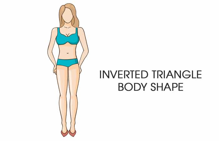 What Is An Inverted Triangle Body Shape