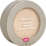 Mineral Sheers Powder Foundation SPF 20