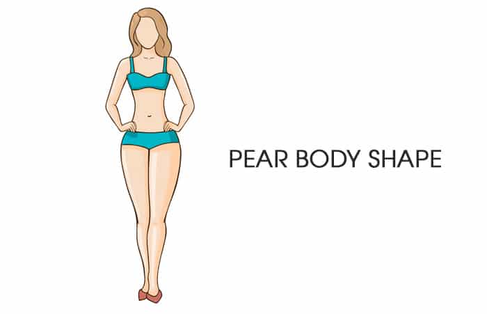 What Is A Pear Body Shape