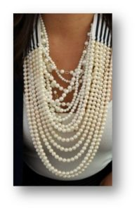 Pearls are making a Comeback!