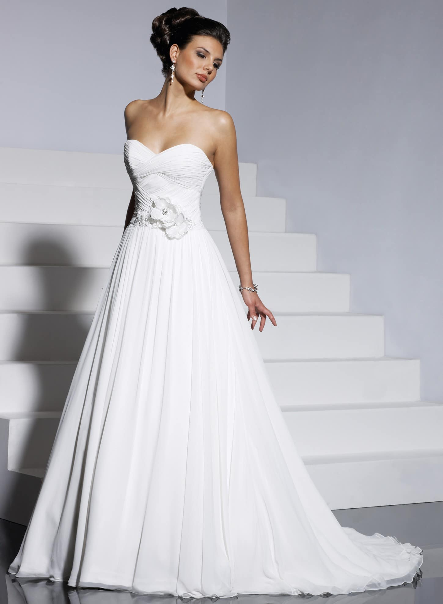The A-Line Gown