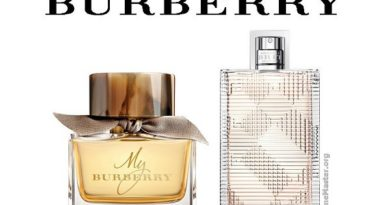 Top Perfume Brand- Burberry Best