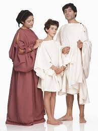 Clothing through the Ages - Greek Clothes