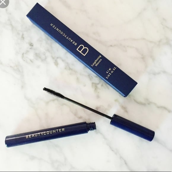 Beautycounter Lengthening Mascara The Natural Look