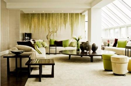 Eco-Style 2021 Sustainable Interior Design Trends1