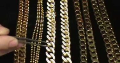 Gold Chains – Choose Your Style