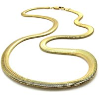 Gold Snake Chains