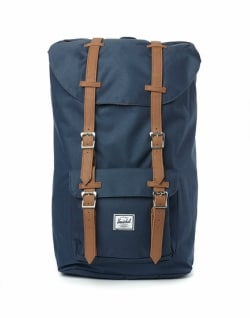 HERSCHEL-Little-America-Backpack-Navy