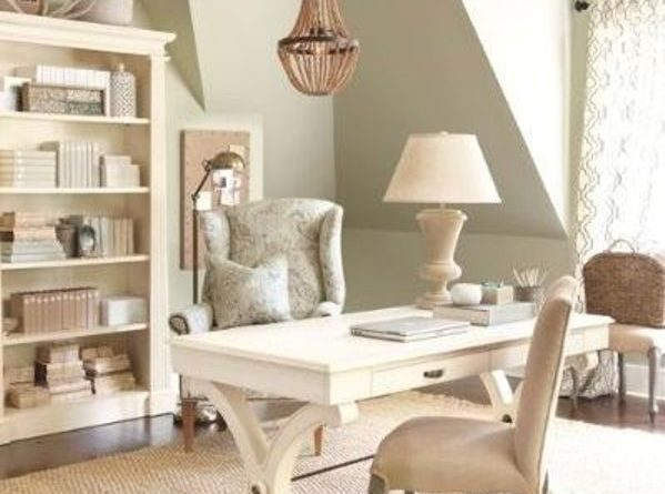 Hottest Woman Cave Offices – Go Shabby Chic !