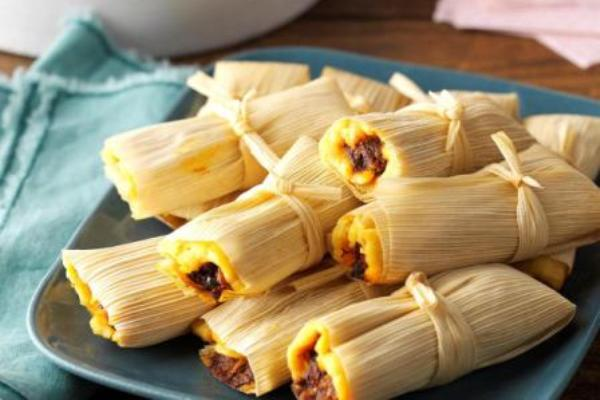 South America Food - Tamales