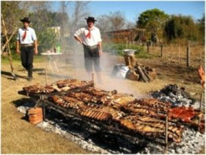 South American Specialties - Asado