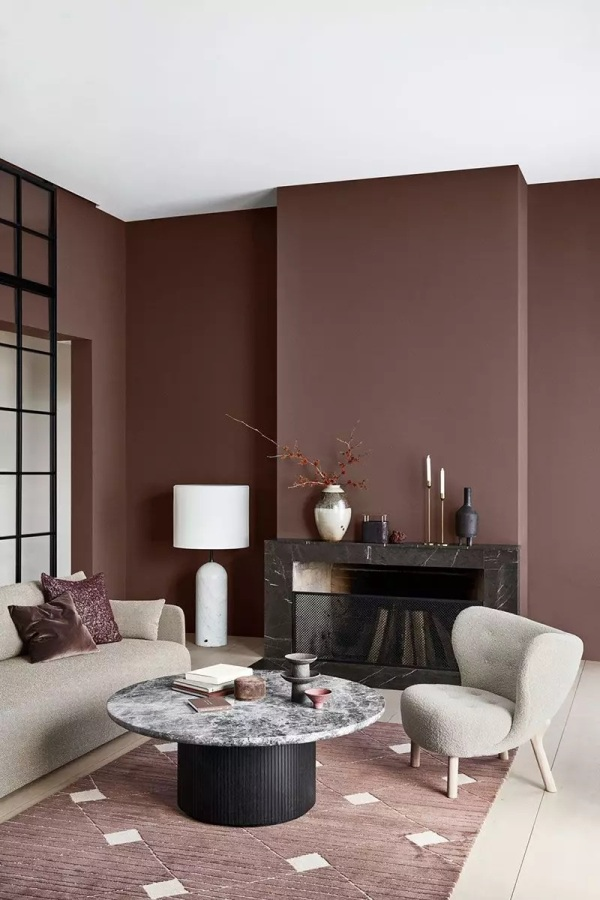 Top 6 Interior Color Trends Of 2021 - Graceful accent 1
