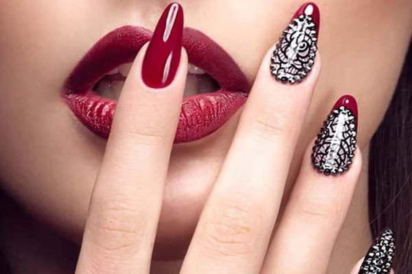 Unique 3d Nails To Inspire Your Next Manicure