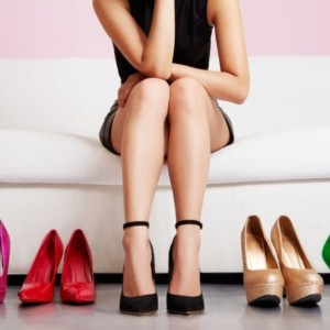 Why Women Wear High Heels?