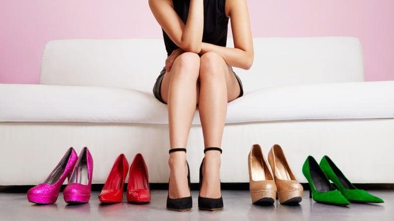 Why Women Wear High Heels? Know The Real Reasons Women Wear Heels