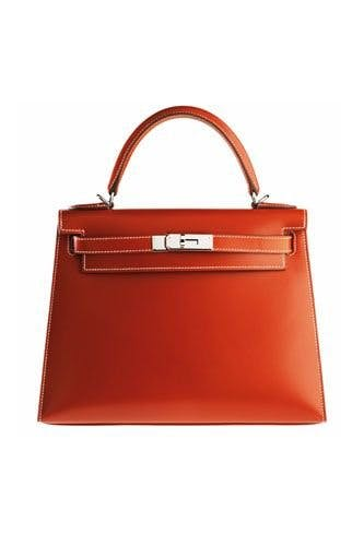 Most Iconic It Bags - Hermes Kelly