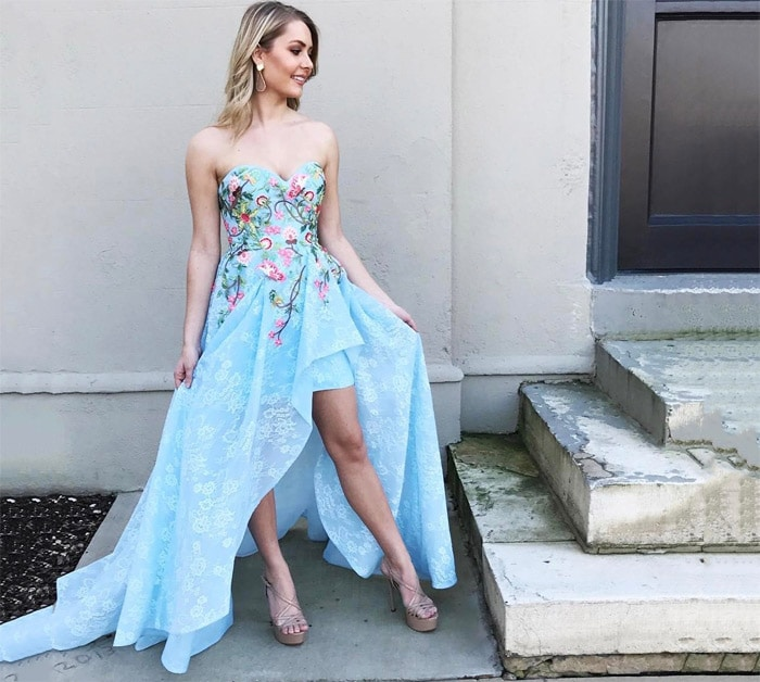 How To Choose A Prom Dress Guide - Inverted-Triangle