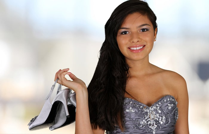 How To Choose A Prom Dress Guide - Shoes