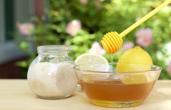 Remove Dead Skin WITH Sugar And Honey