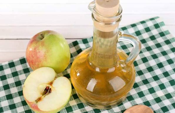 Remove Dead Skin WITH Apple Cider Vinegar