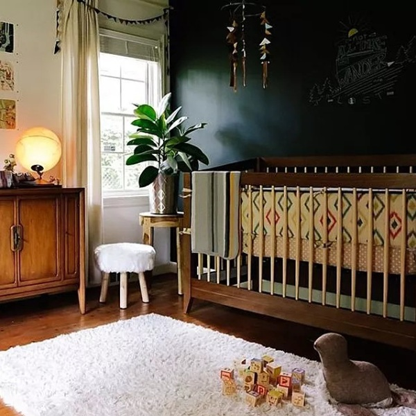 Neutral Nirvana Nursery Walls