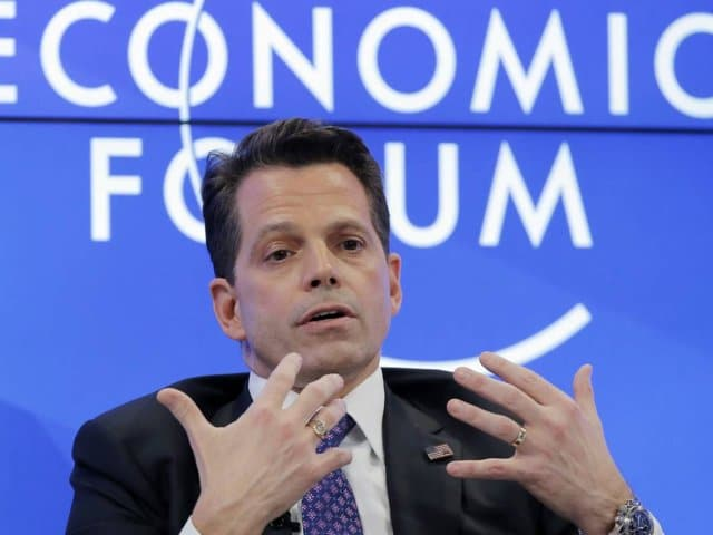 Anthony Scaramucci, formerly of SkyBridge Capital