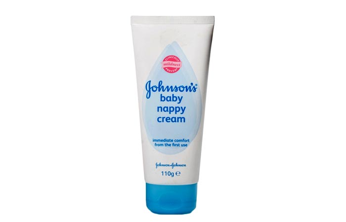 Johnson's Baby Nappy Cream