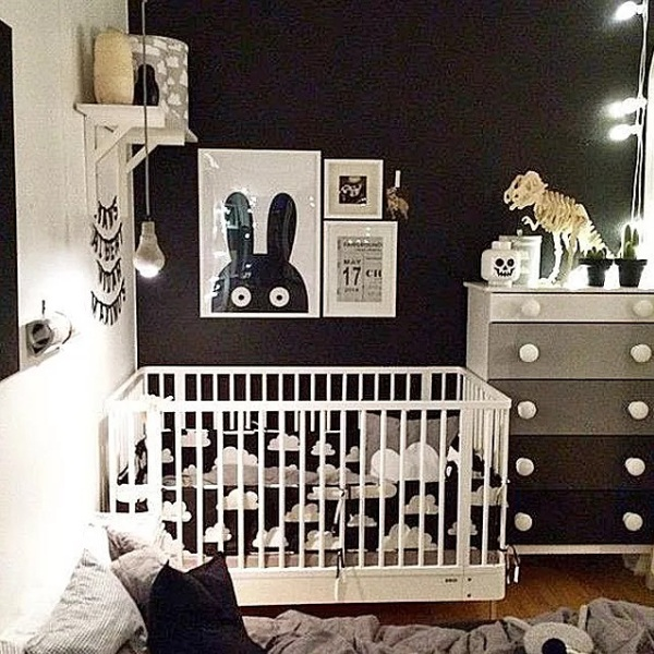 A Graphic Design Nursery Walls