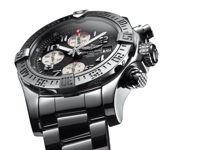 Watches Of The Most Powerful Men In Finance - Breitling Avenger