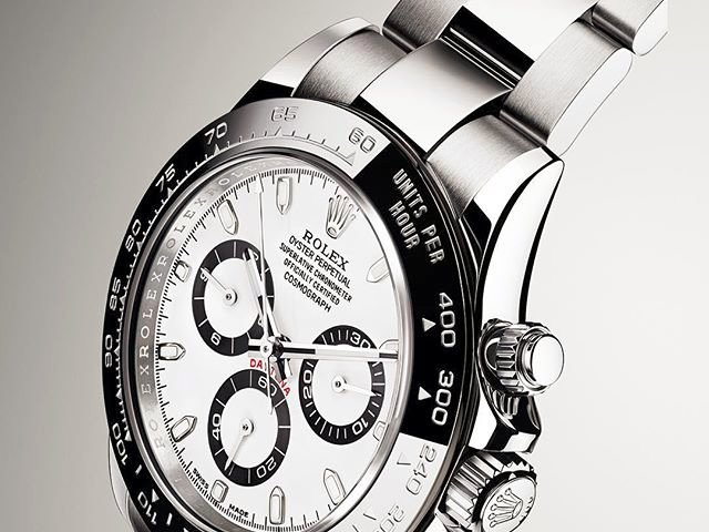 Watches Of The Most Powerful Men In Finance - Rolex Daytona