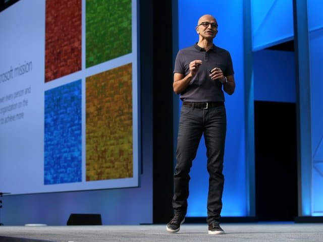 Satya Nadella, CEO of Microsoft, is always one of the best-dressed people in Silicon Valley.