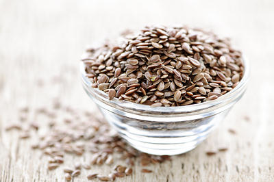 Get Thicker Hair Naturally - Flaxseed