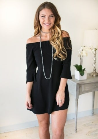 Perfect Little Black Dress - Find the perfect texture