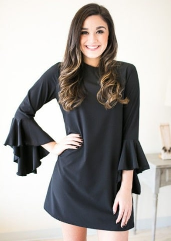Perfect Little Black Dress - Make sure you can breathe