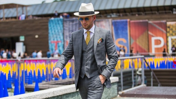 How To Dress Well - Tailor Your Suit
